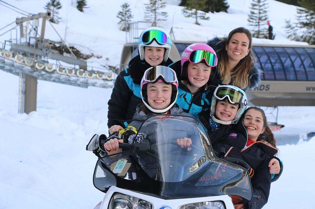 JDX to support British Schoolgirls Skiing Races 2020