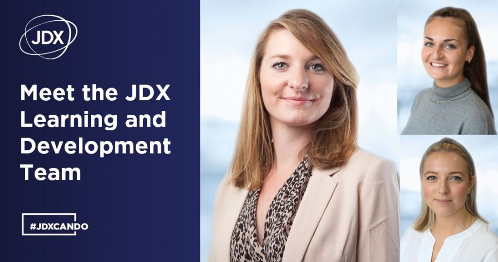 Meet the JDX Learning and Development Team